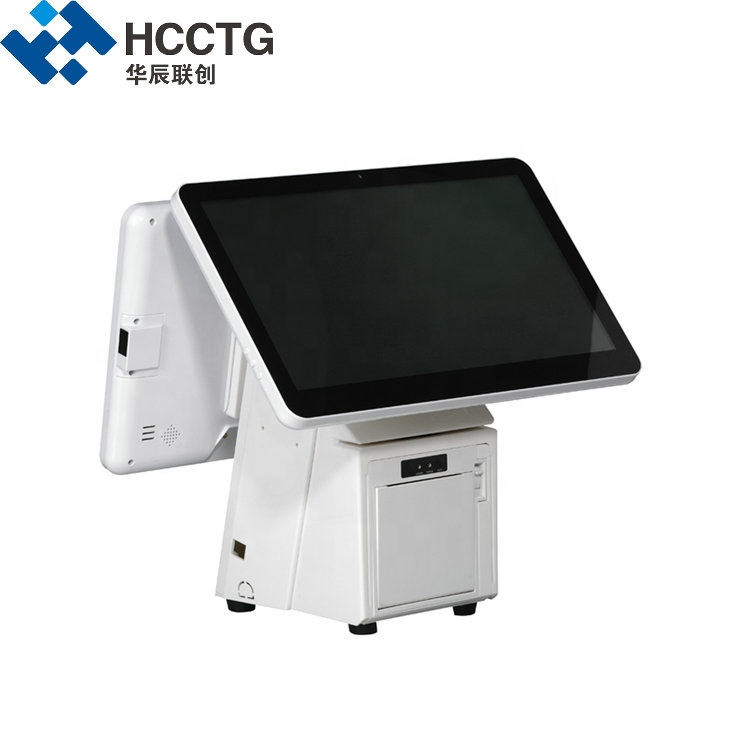 Durable OEM ODM 15.6 inch KFC Touch Screen Point Of Sale (pos) Systems And Terminals HKS10-AW