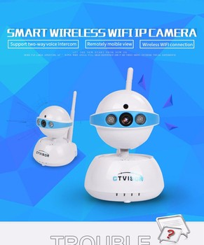 New design smart home wifi signal wireless ip camera