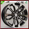 14 inch alloy wheel rim 4 hole with pcd 139.7