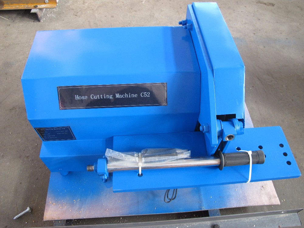 Rubber Tools Cutting Machine For Rubber Hose Price In China For Sale