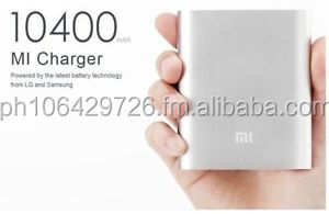 Xiaomi 10400mAh USB Power Bank For Mobile Phones Tablets IPhone