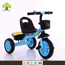 China hot sale kids tricycle / import toys from China / Kids 3 wheel bicycle toys metal bike toy for 3-6 years old child