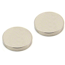 Strong Disc Shaped N42 Neodymium Magnet 30mm x 5mm