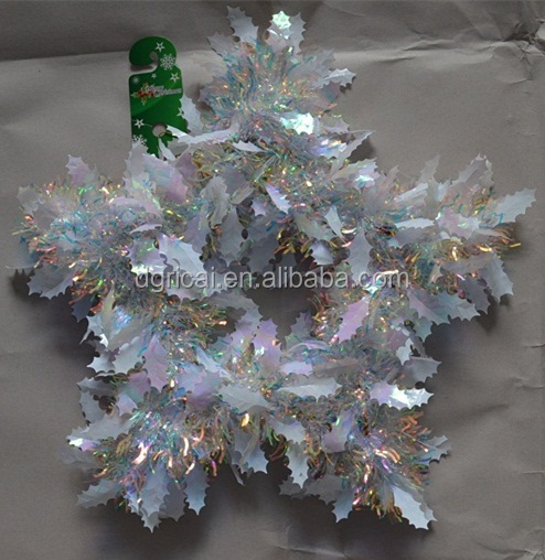 Iridescent Decorative Ornament For Home Or Holiday Decoration