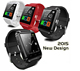 100% Original U8 Smart Bluetooth Wrist Watch Fashion Smartwatch U Watch For All android phone