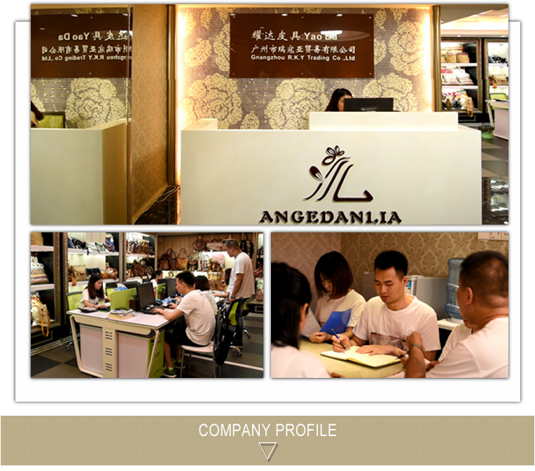 ANGEDANLIA logo pu material bag manufacturer for daily life-10