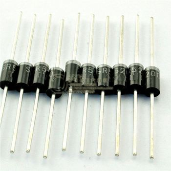MBR5200 SR5200 into 5 a / 200 v schottky diodes 20 PCS New IC MBR5200A