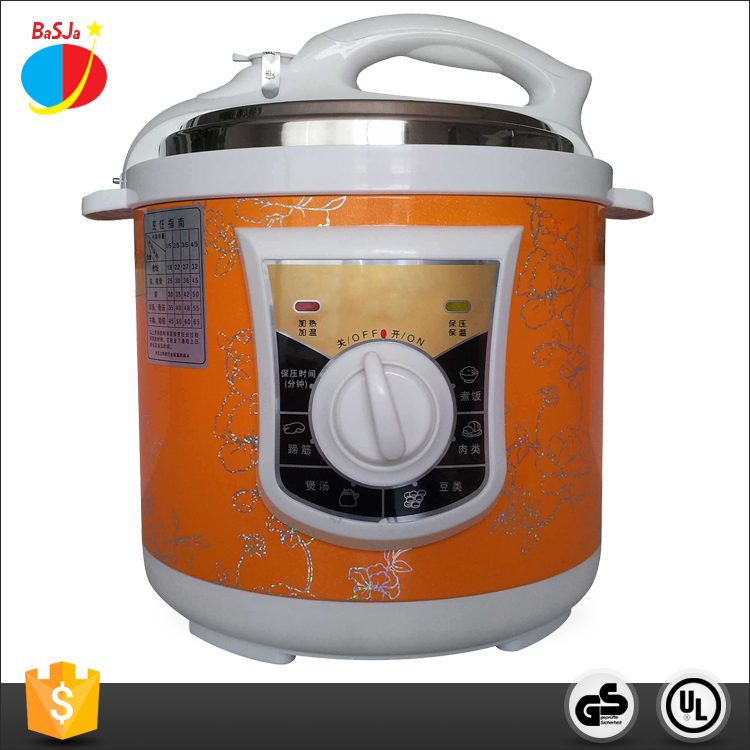 OEM design 900w 5.0l multi-electrical beem multipurpose pressure cooker with temperature control
