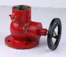 Cast iron fire hydrant with flange price list