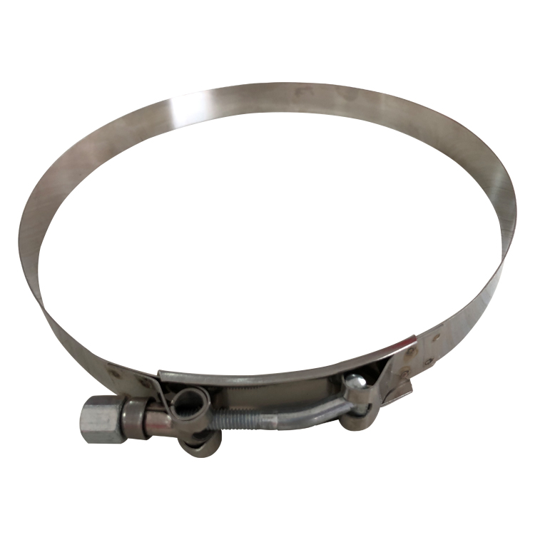 Germany shower corrugated pipe hose clamp