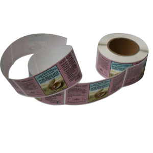 Printing Adhesive Roll labels Personalized Sauce Sticker Label For Glass Bottles