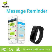 Best Quality Rubber Band Calories Counter Heart Rate Monitor Watch Sports Wristband for Exercise