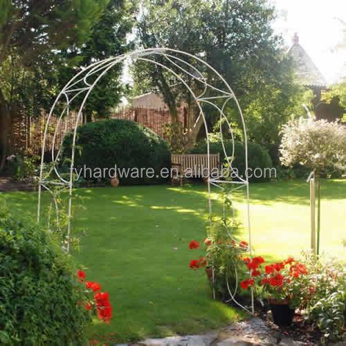 Giardino arco in ferro battuto e decorativo giardino porta for Arco decorativo giardino