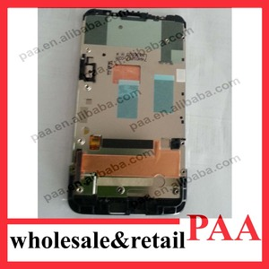 Favorites Compare For Desire HD A9191 G10 LCD Screen Touch Digitizer With Frame Bezel