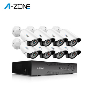 8 Megapixel ahd camera 4k 8 mp cctv surveillance systems