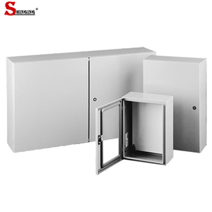 Factory outlet project enclosure outdoor metal box