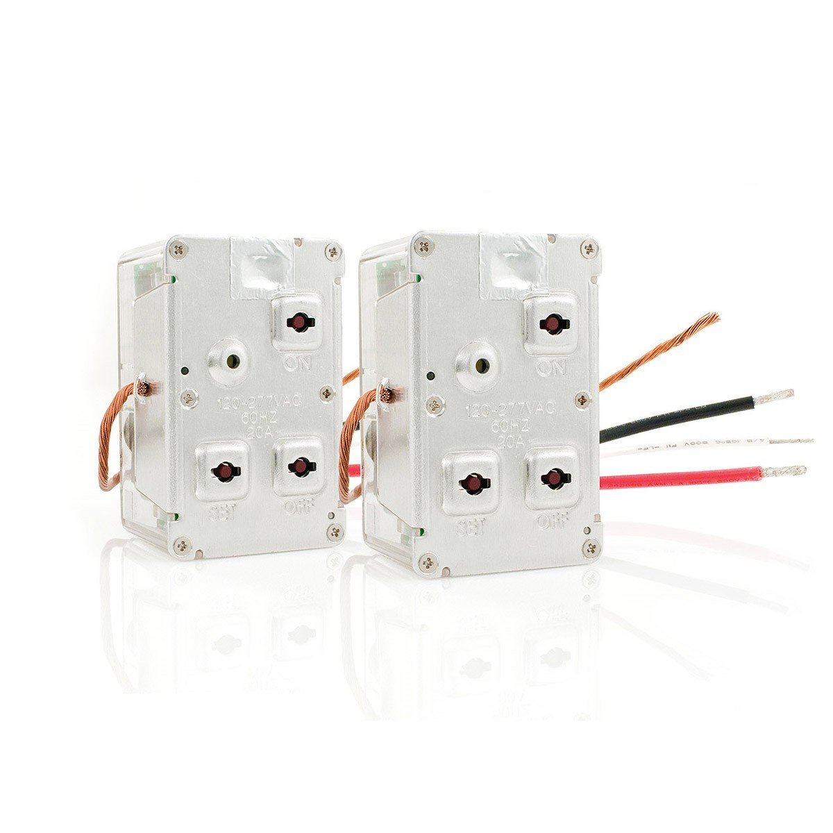 Insteon In-LineLinc Relay - Insteon Remote Control In-Line On/Off Switch, Dual-Band (2 Pack)