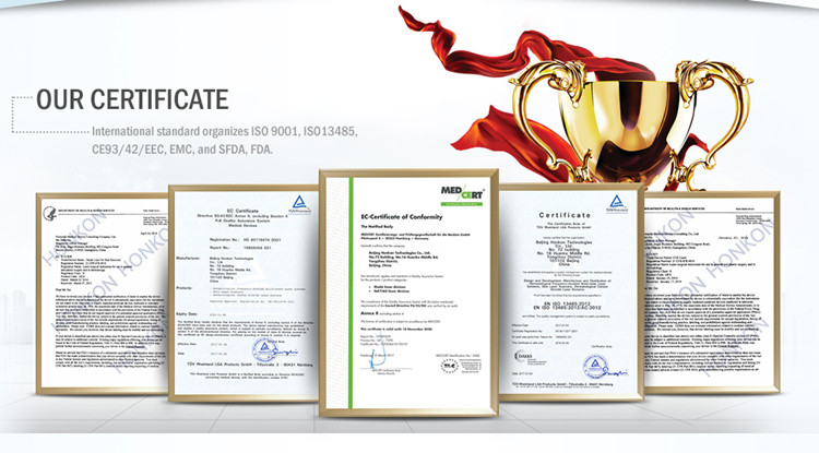 北京 Honkon CE FDA 承認 Velashape 痩身マシン
