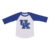 Howell latest fall 3/4 sleeves football season boy t shirt