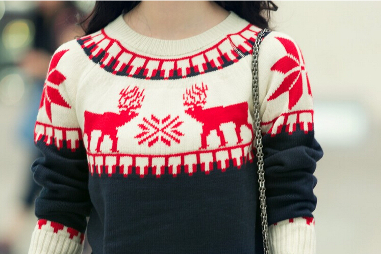Vintage Christmas Sweaters For Women