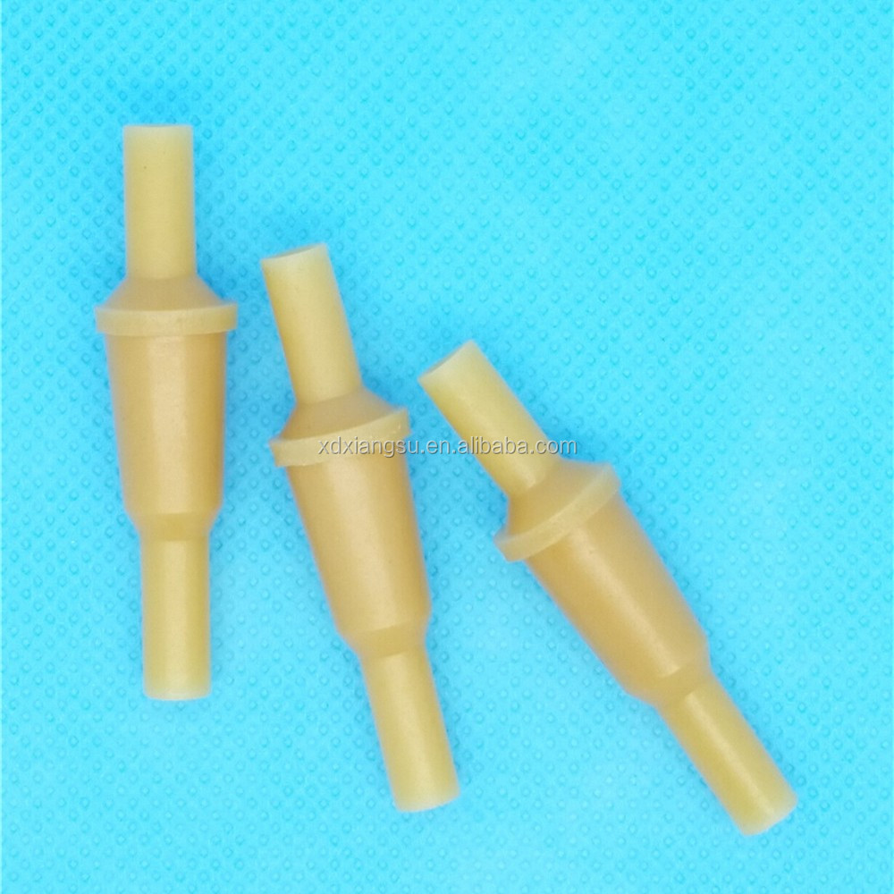 T11 disposable latex tube for infusion sets / transfusion sets auto type