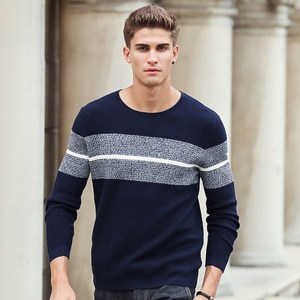 Men Sweaters Pullovers Knitting fashion Designer Casual Man Knitwear