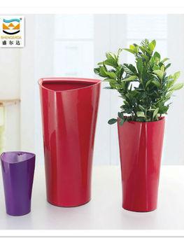 Classic Triangle Pots Pots Stylish Home Decor