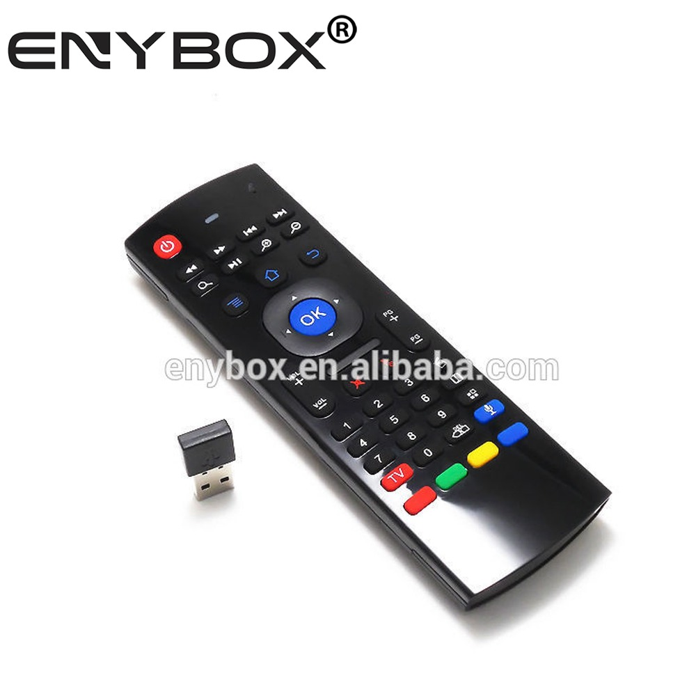 NEW MX3 IR remote mini Wireless Keyboard with voice function Mini Wireless Keyboard For Samsung Smart Tv
