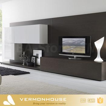 2018 Hangzhou Vermont Moderne Rack Wallpaper Design Tv-schrank - Buy ...