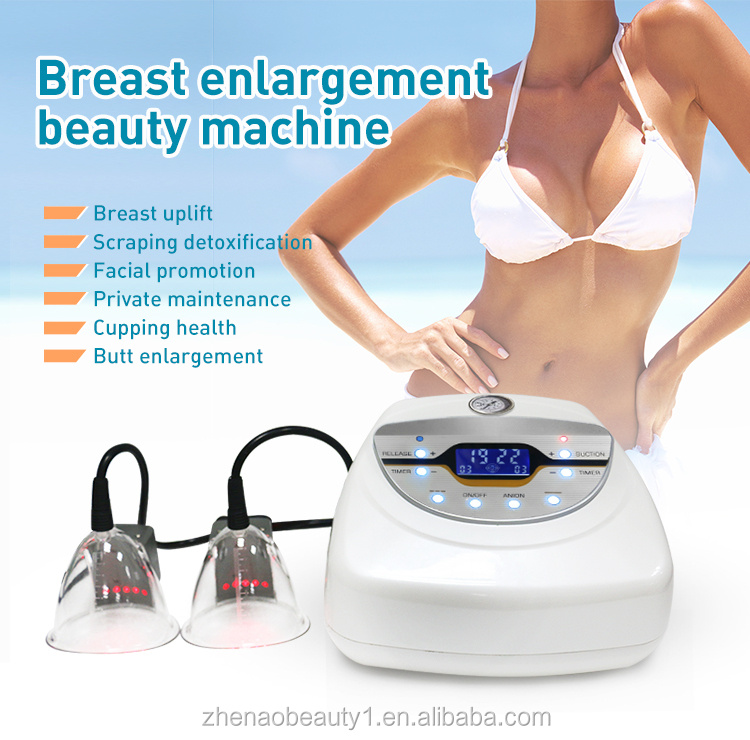 2019 New Arrival Multifunction Breast Enlargement Machine/Beauty Equipment breast Massage