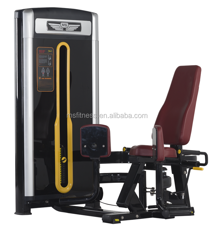 MS Newest designed fitness equipment and hot-selling strength machine S6-018 inner thigh adductor gym equipment