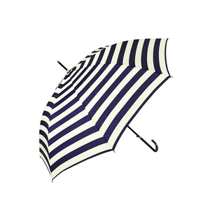 New Brand OEM Good Quality Super Cheap Waterproof Rain Market Umbrella With J Handle