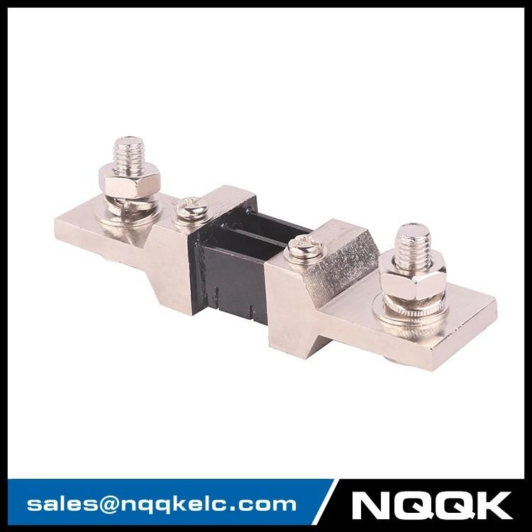 1  nqqk 300A 55mV DC Electric current shunt resistor for watt meter.JPG