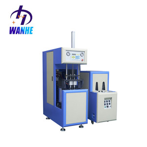HZ-880 hongzhen semi automatic pet blowing machine