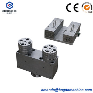 Wire groove die, plastic PVC extrusion die profile cable trunk extrusion die