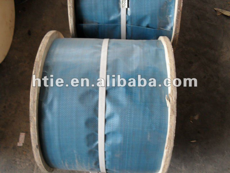 Size customized Cold Heading Steel winding wire rope