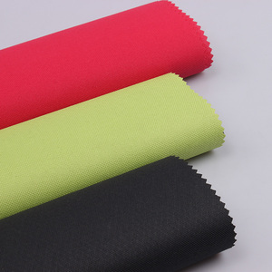 wholesale plain pvc laminated 600d polyester oxford fabric water repellent oxford fabric