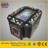Free for DHL !! sharking king legend fish hunter electronic slot game machine copy ocean monster plus