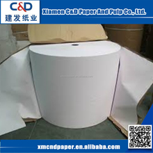 China Wholesale Virgin Pulp Offset Printing Paper Uncoated Woodfree Paper