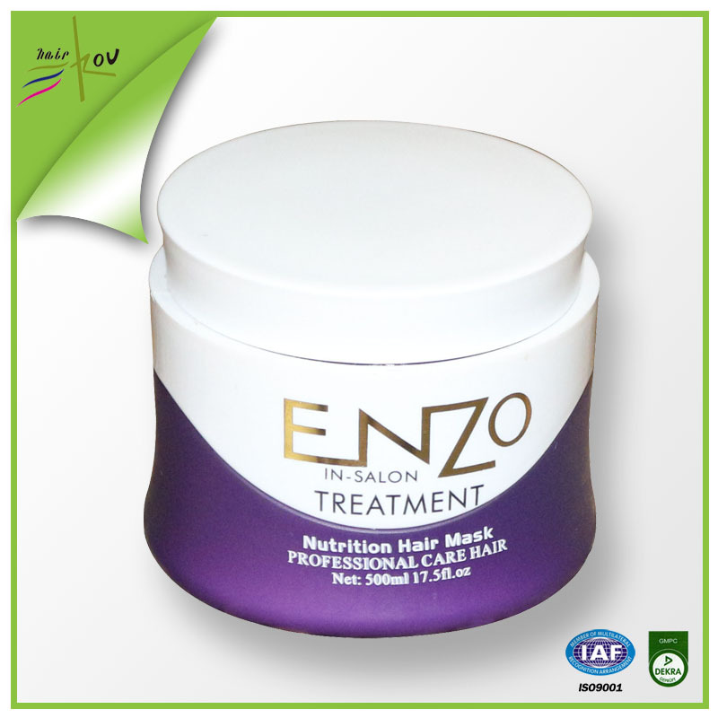 hot sale new products for 2017 professional ENZO hair mask