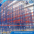 Corrosion protection metal rack shelves heavyweight shelving metal shelving units for warehouse