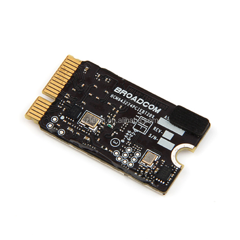 Broadcom BCM943224PCIEBT2 Mini PCIe Wireless 802.11n Wifi Wlan card PCI Express Network adapter