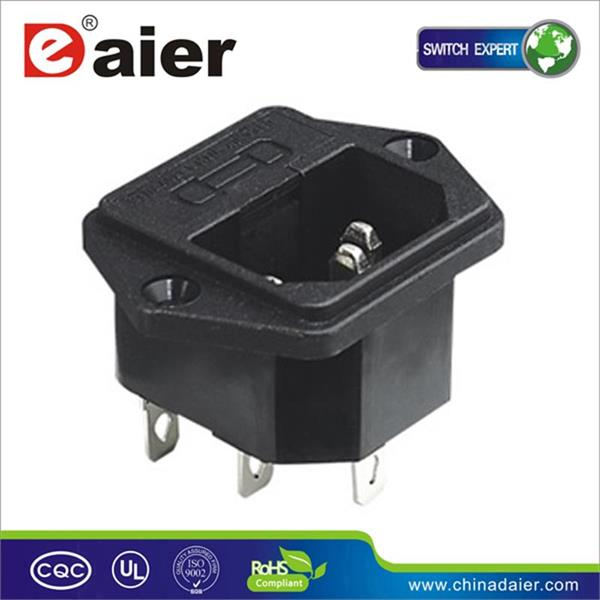 Female to male electrical plug adapter electrical plug components ul listed socket