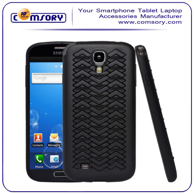 For SAMSUNG Galaxy S4 I9500 TPU S type Case Cover