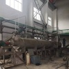 Continuous biomass charcoal producing machine