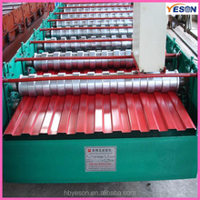 corrugated steel roof tile piece/Hot galvanized Sheet Metal Roofing/steel roof tile 0.38mm