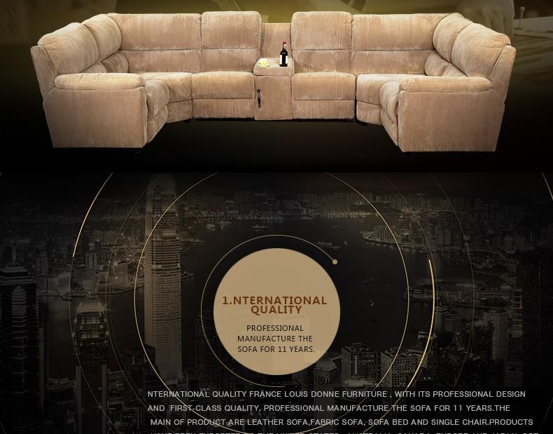 Professional Supply Cheap Living Room Malaysia Wood Sofa