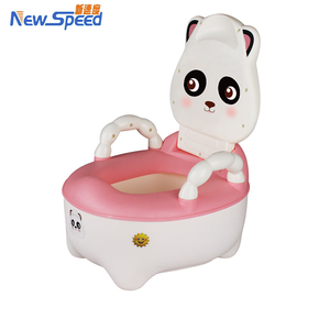 kids potty training, lovely plastic baby potty, plastic baby toilet