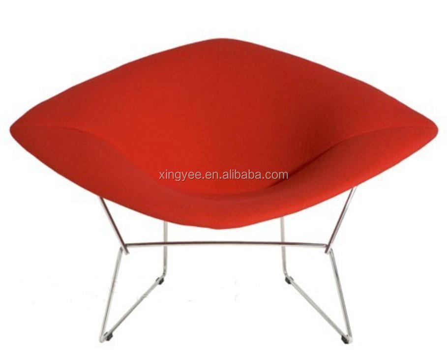 Leren Lounge Fauteuil.Moderne Woonkamer Lounge Fauteuil Meubels Woningen Chrome Stalen