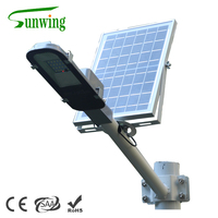 Solar Sensor Light With Remote Control Outdoor LED Wall Lamp Street Energy Saving Path Home Garden